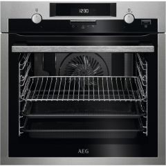 AEG BPS551220M Built In Electric Pyrolytic Oven