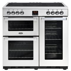 Belling COOKCENTRE 90E PRO Stainless Steel
