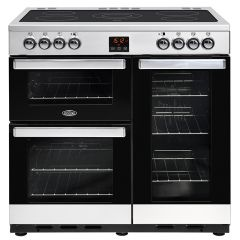 Belling COOKCENTRE 90E Stainless Steel