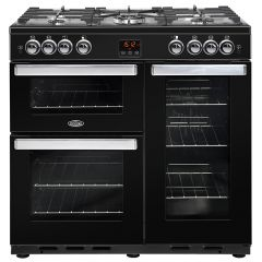 Belling COOKCENTRE 90G Black