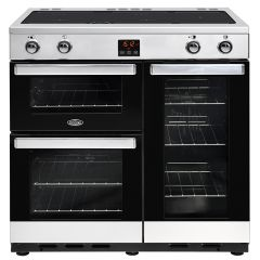 Belling COOKCENTRE 90EI Stainless Steel