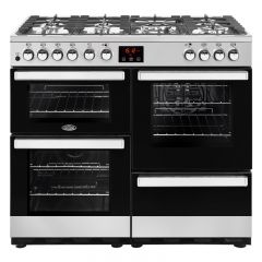Belling COOKCENTRE 100DFT Stainless Steel