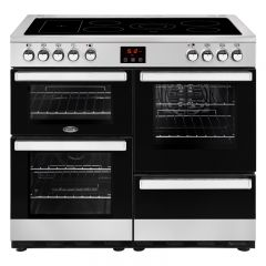 Belling COOKCENTRE 100E Stainless Steel