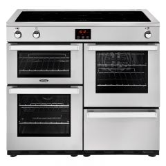 Belling COOKCENTRE 100EI PRO Stainless Steel
