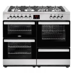 Belling COOKCENTRE 110DFT Stainless Steel