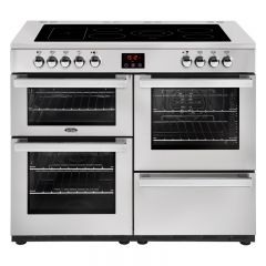 Belling COOKCENTRE 110E PRO Stainless Steel