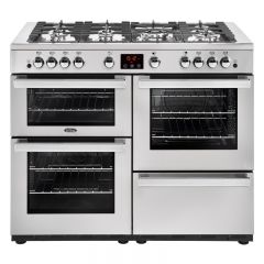 Belling COOKCENTRE 110G PRO Stainless Steel