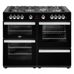 Belling COOKCENTRE 110G Black