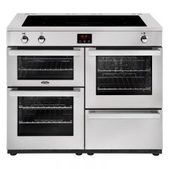 Belling COOKCENTRE 110EI PRO Stainless Steel