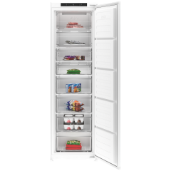 Blomberg FNT3454I 54cm Integrated Frost Free Tall Freezer - White - A+ Energy Rated