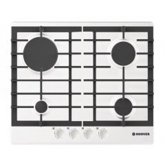 Hoover HGH64SCEW 60cm Gas Hob
