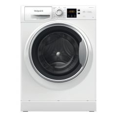 Hotpoint NSWE963CWSUKN 9kg 1600 Spin Washing Machine - White - D Energy Rated