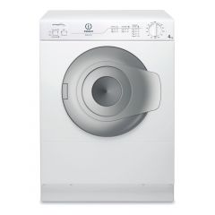 Indesit NIS41V 4kg Vented Tumble Dryer - White - C Energy Rated