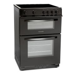 Montpellier MDC600FK 60cm Double Oven Ceramic Cooker