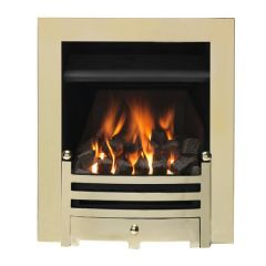 Valor Fires AIRFLAME Full Pale Gold - Ex. Display