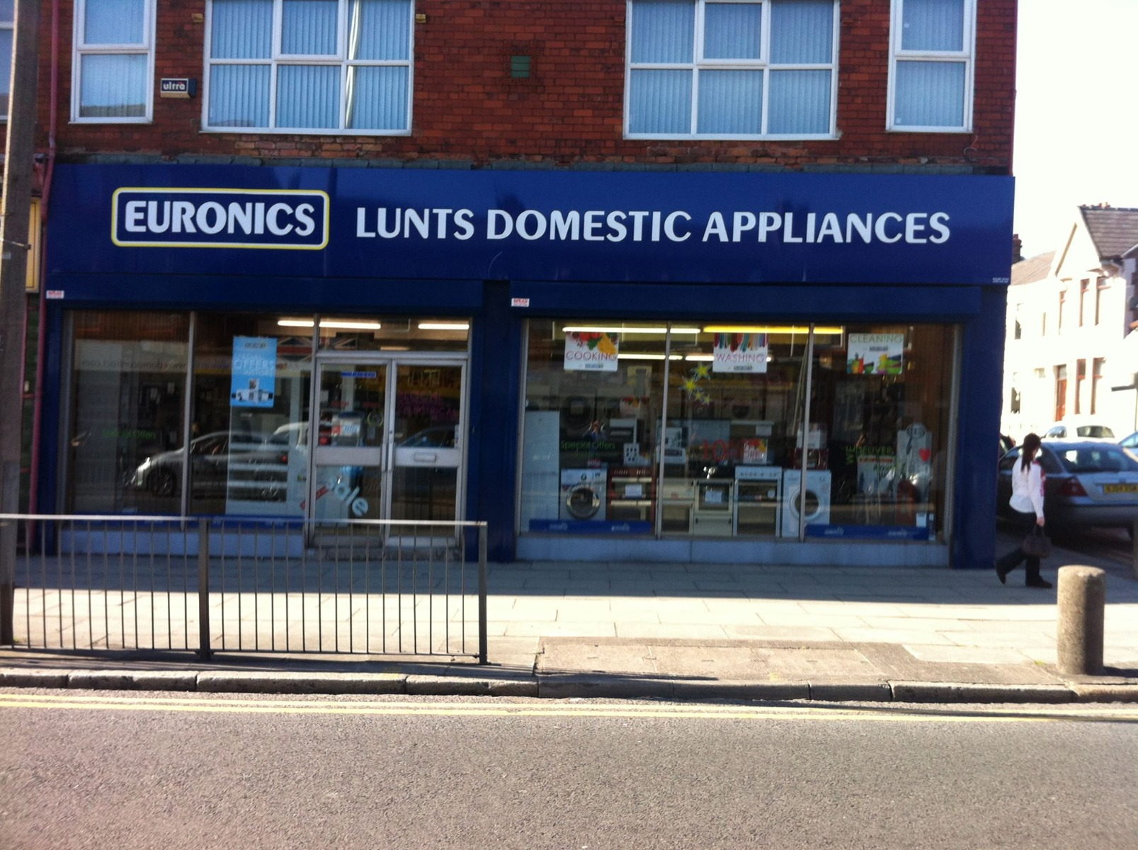Lunts Domestic Appliances Liverpool
